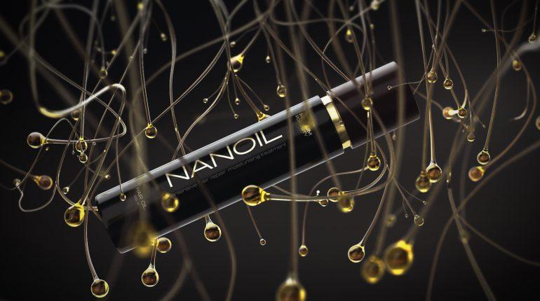 hårolja Nanoil