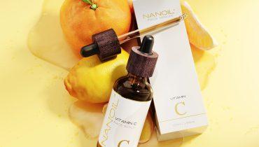 bäst C-vitamin ansiktsserum Nanoil